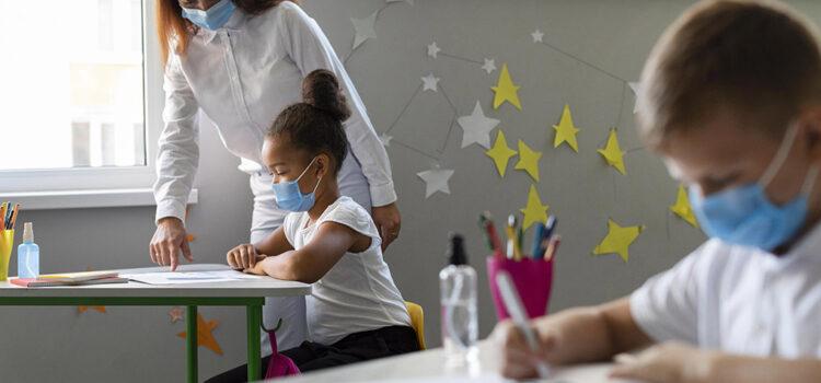 Mejora de calidad del aire contra la transmisión del Covid-19 en colegios de la CAM