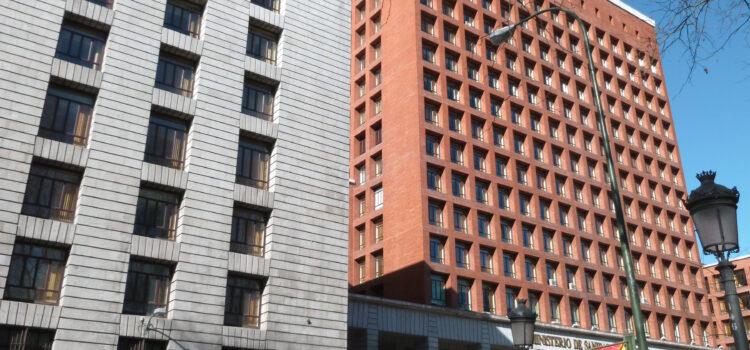 Mejora de calidad del aire contra la transmisión del Covid-19 en edificios de uso público de la CAM
